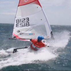 O'pen Bic Sailing Boat
